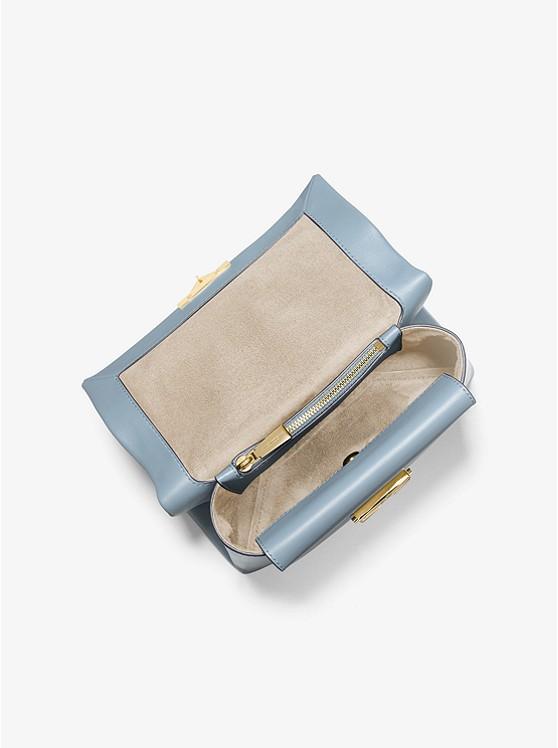 Cece Medium Leather Shoulder Bag
