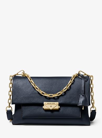 0a3b4c3d1aeb Cece Large Leather Shoulder Bag | Michael Kors