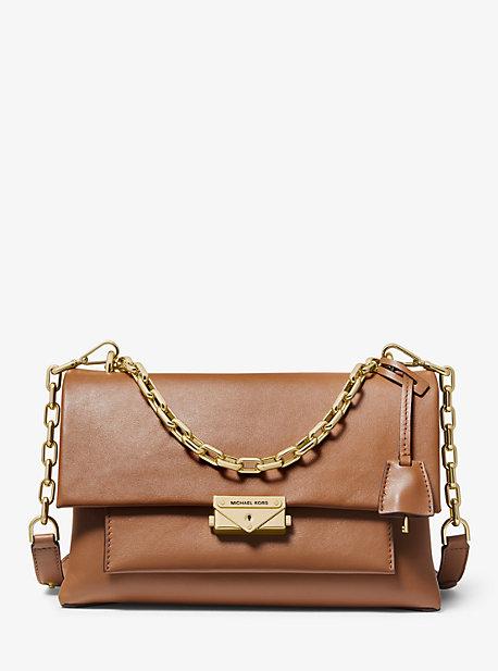 d43566769d03b4 Cece Large Leather Shoulder Bag. michael michael kors ...