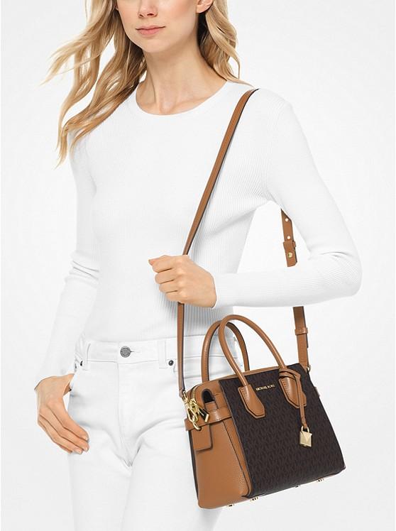 Petit sac porté main Mercer à ceinture avec logo