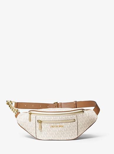 95fa9109d1386f Medium Logo Belt Bag | Michael Kors