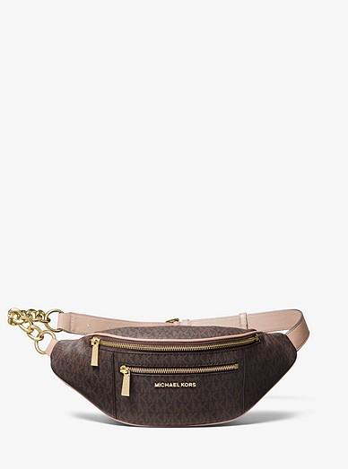 6cc480514dd5 Medium Logo Belt Bag | Michael Kors