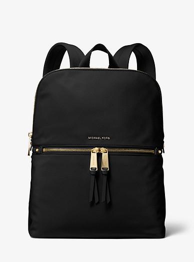 312b5cbf580d Polly Medium Nylon Backpack   Michael Kors