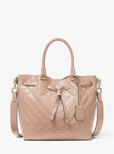 e6db83df Blakely Medium Quilted Leather Bucket Bag | Michael Kors