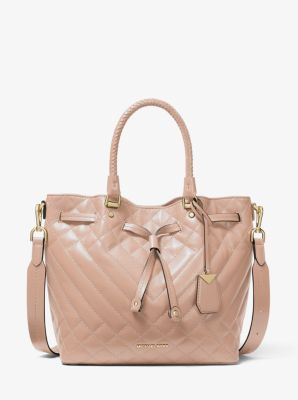 218b0e687bdb Blakely Medium Quilted Leather Bucket Bag. Find a Store. Sign Up for  updates from Michael Kors