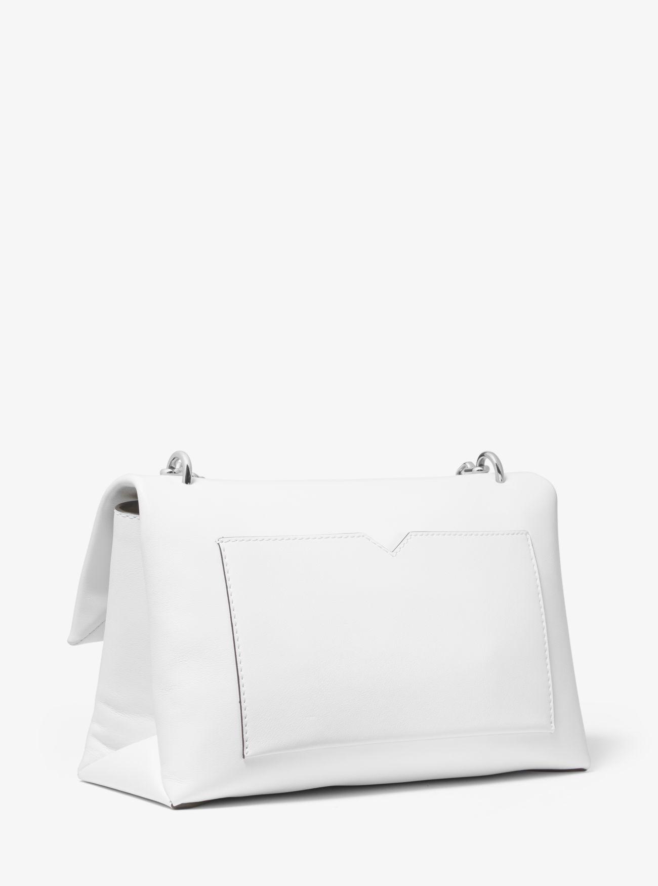 7f48d0690a55 ... Cece Large Leather Shoulder Bag ...