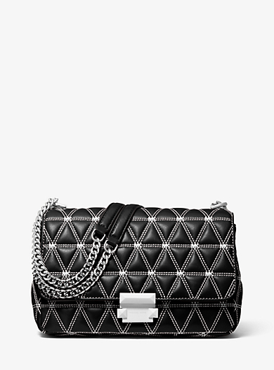 Sloan Large Quilted Leather Shoulder Bag adcf3c29a6a0c