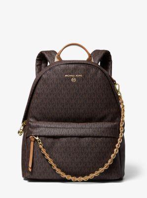 마이클 마이클 코어스 백팩 미디움 Michael Michael Kors Slater Medium Logo Backpack