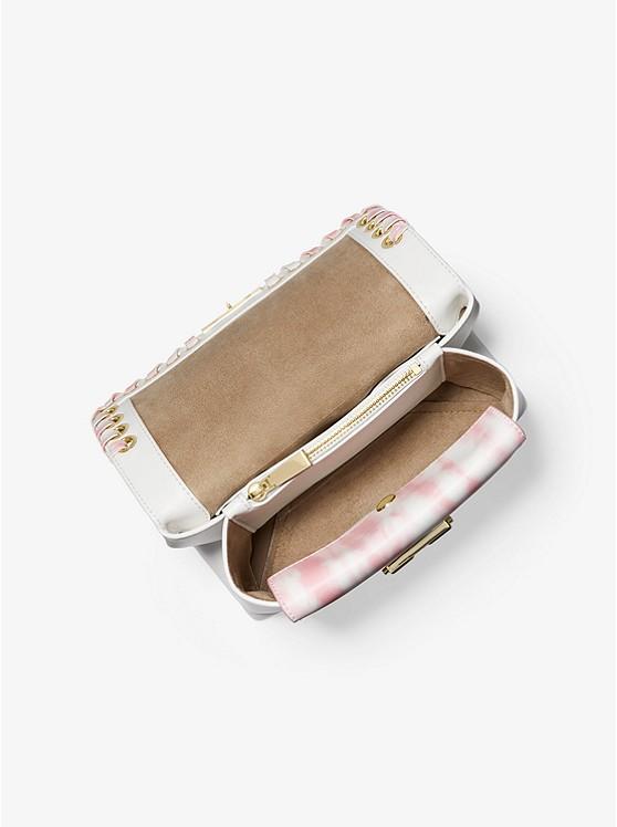 Cece Medium Tie Dye Leather Shoulder Bag