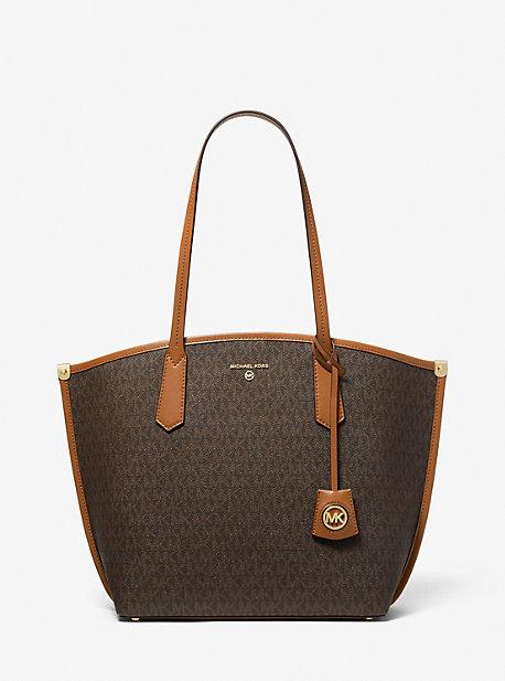 마이클 마이클 코어스 제인백 라지 Michael Michael Kors Jane Large Logo Tote Bag