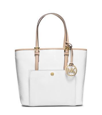 c28bae111ca6 Jet Set Medium Monogram Tote | Michael Kors