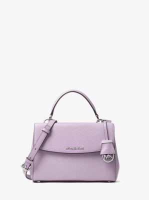 aedd930bae64 Ava Small Saffiano Leather Satchel | Michael Kors