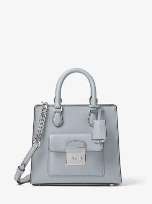 9027c30de26b Bridgette Small Saffiano Leather Crossbody Bag | Michael Kors