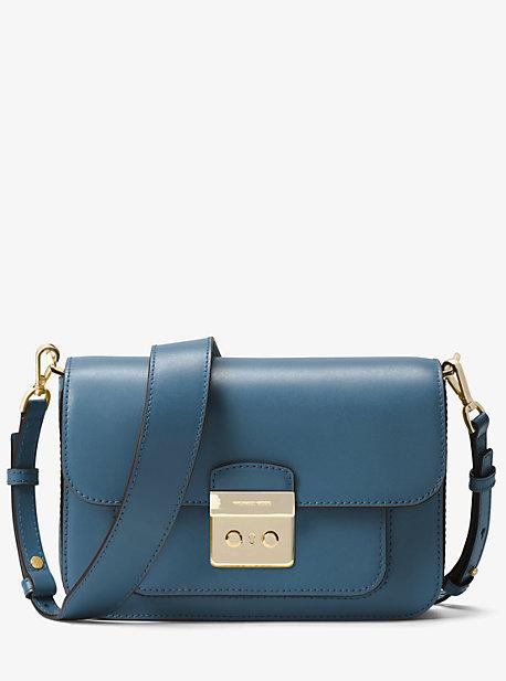 1547ac0aa527 Sloan Editor Leather Shoulder Bag. michael michael kors ...