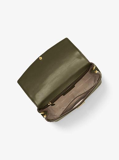 b028fa5bb733 Ava Medium Leather Satchel. Ava Medium Leather Satchel. MICHAEL Michael Kors