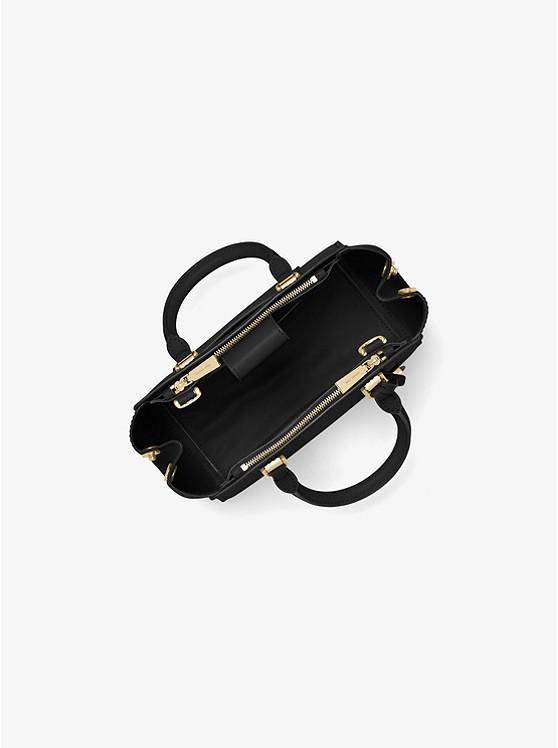 8a3395077f30 Benning Medium Leather Satchel