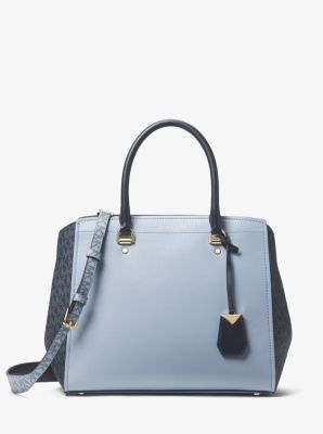 Benning tote bag - Blue Michael Michael Kors C0vDeQo