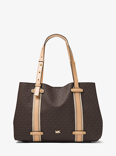 Griffin Large Logo Tote