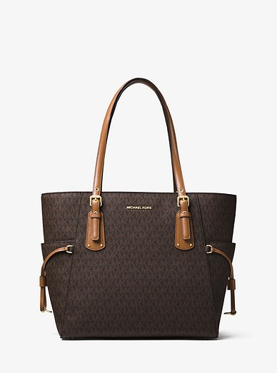 Voyager Small Logo Tote Bag Michael Kors