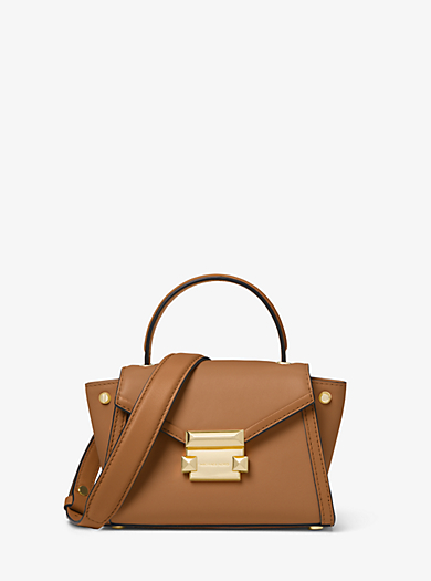 678c8dcbbea3 Whitney Mini Leather Satchel · michael michael kors · Whitney Mini Leather  Satchel