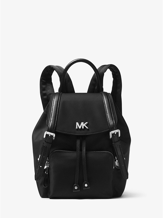 Beacon Small Nylon Backpack by Michael Michael Kors