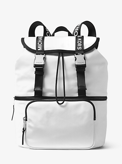 1a12e9799627 The Michael Large Nylon Backpack