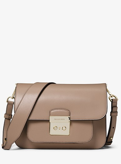 7b62901a0ca11a Sloan Editor Leather Shoulder Bag   Michael Kors