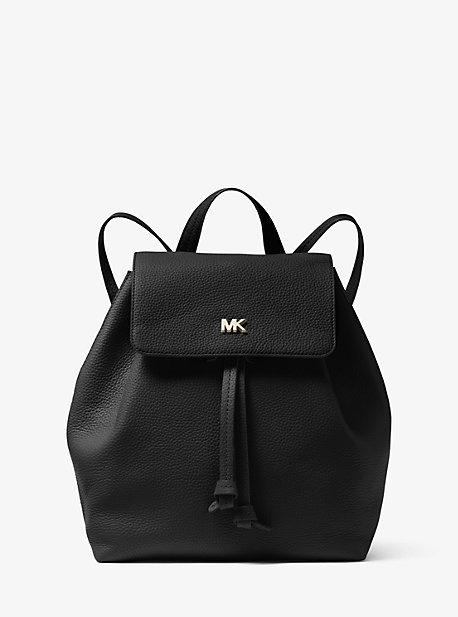 f4180f688a Junie Medium Pebbled Leather Backpack. MICHAEL Michael Kors; Junie Medium  ...