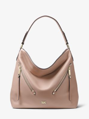 dd89aef26453 We're sorry, 'Evie Large Pebbled Leather Shoulder Bag' is no longer  available