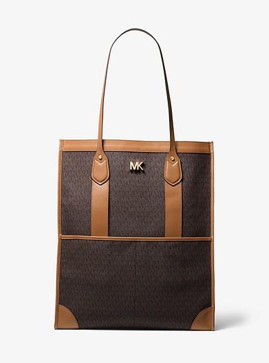 12bb5866028546 Bay Extra-large Logo Tote Bag   Michael Kors