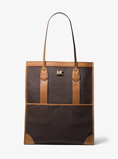 79e520b8e9f7f Très grand sac à main Bay avec logo · michael michael kors ...