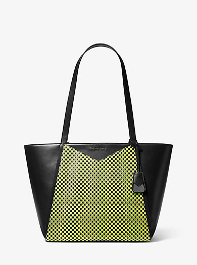 15aa2177ddb Leather Totes & Travel Tote Bags | Michael Kors