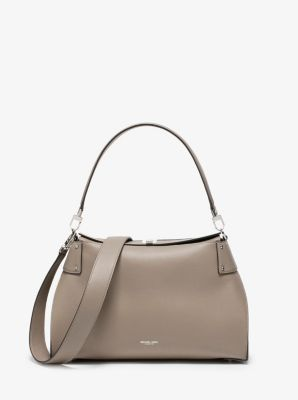 8ba3a817117b We're sorry, 'Miranda Large French Calf Leather Shoulder Bag' is no longer  available