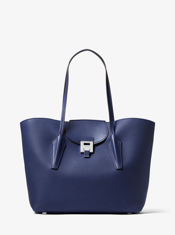 Bancroft Calf Leather Tote