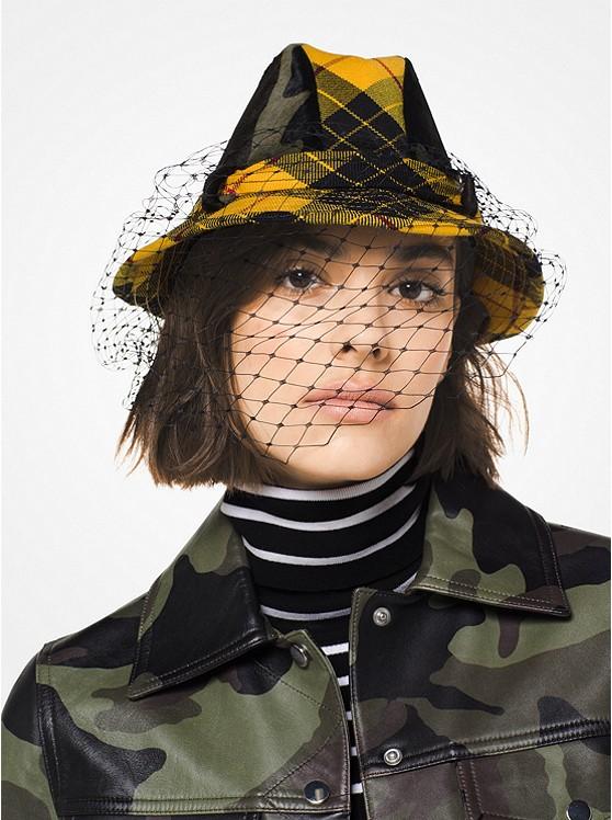 Tartan and Camo Veil Hat Tartan and Camo Veil Hat ... 84d2b184079b