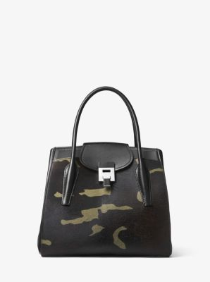 Bancroft Large Camouflage Calf Hair