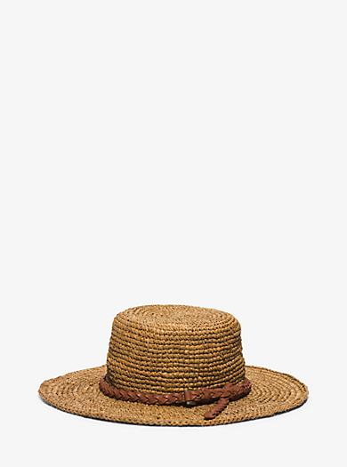 Santorini Raffia Straw Hat d3a3110162cd
