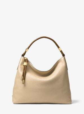 857e30ba4496 We're sorry, 'Skorpios Large Pebbled Leather Shoulder Bag' is no longer  available