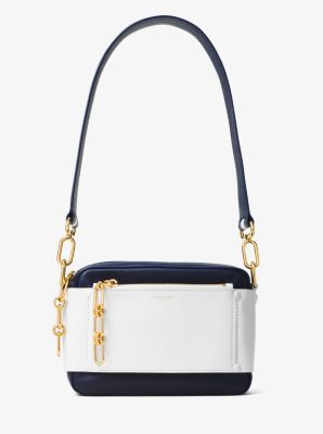 8c9903d2eb761 Julie Small French Calf Leather Camera Bag