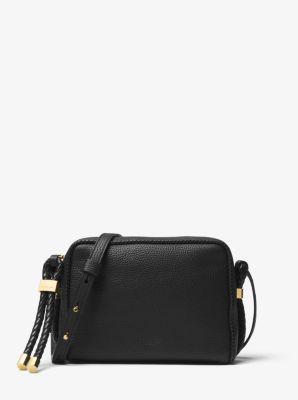 710e8be40bb6 Skorpios Pebbled Leather Crossbody Bag