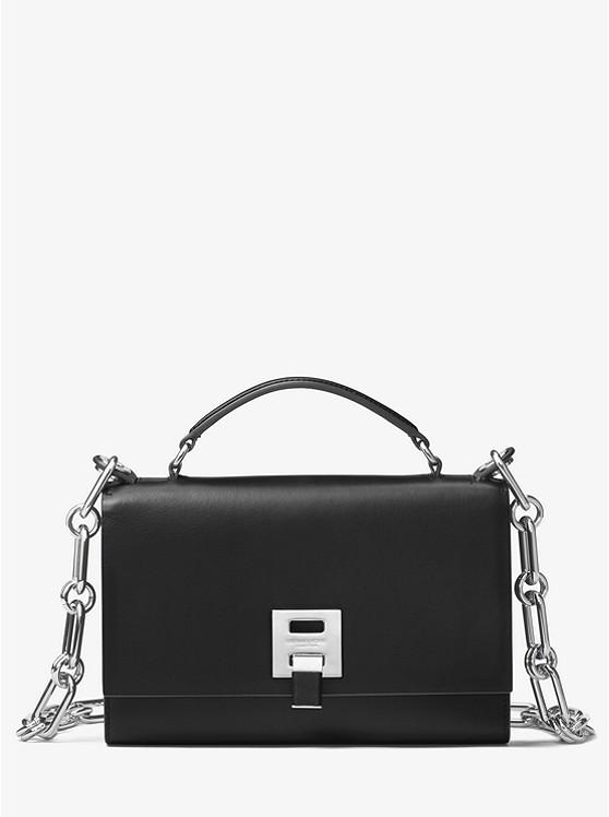 466613eb692f Bancroft Calf Leather Shoulder Bag