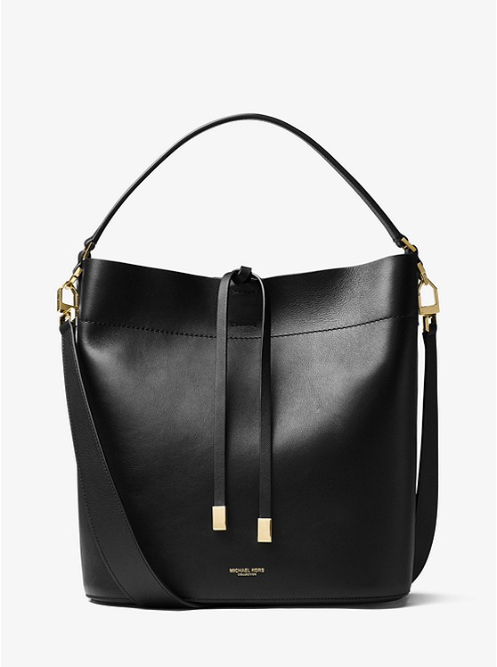 dc4e05b68666 Miranda Large Leather Shoulder Bag | Michael Kors