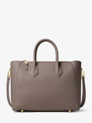 ac4f2d30433dc Helena Large French Calf Leather Satchel