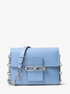 Cate Medium French Calf Shoulder Bag