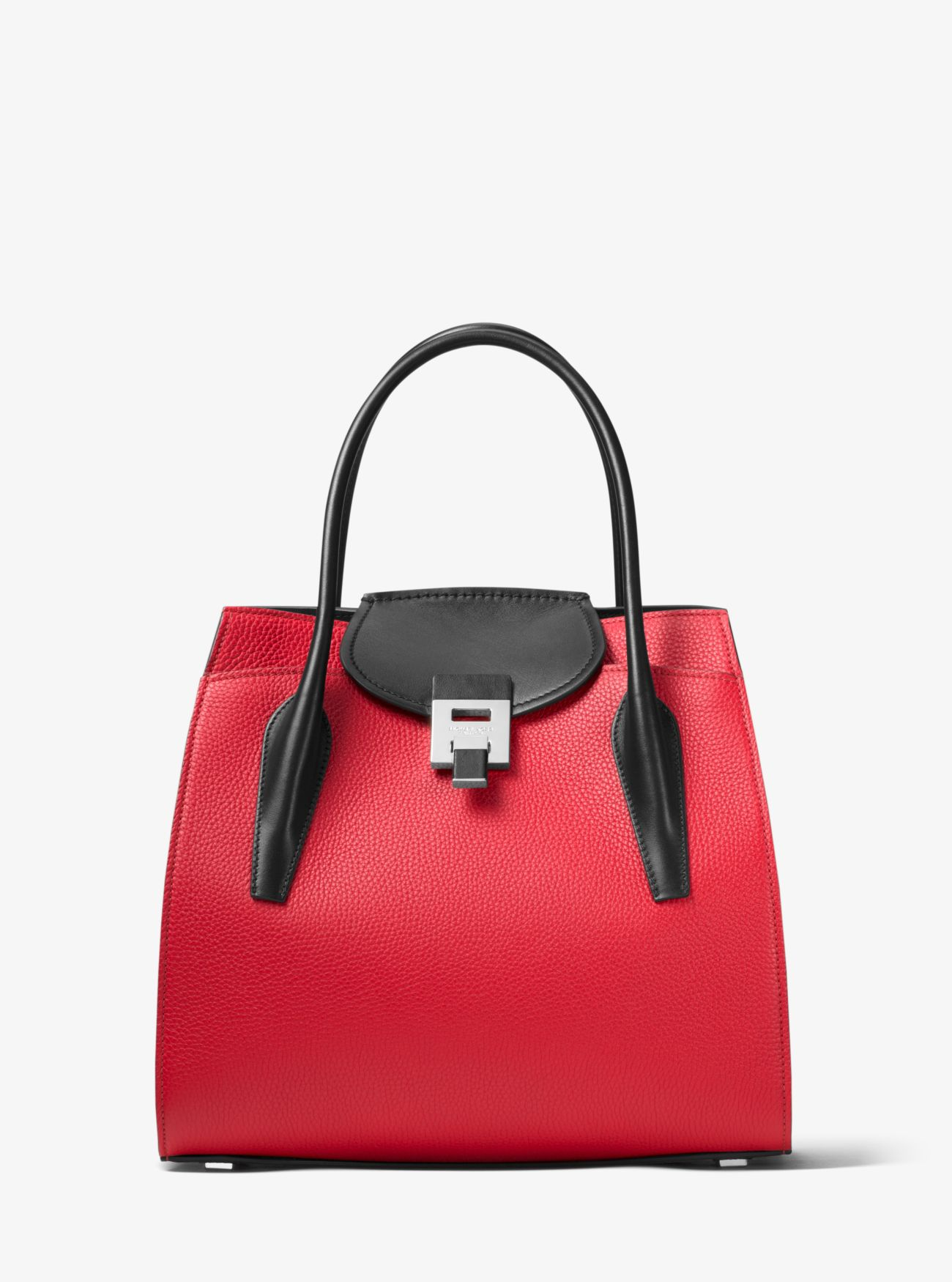 96e355336be ... Bancroft Large Calf Leather Satchel Michael Kors bags and Michael Kors  handbags Michael ...