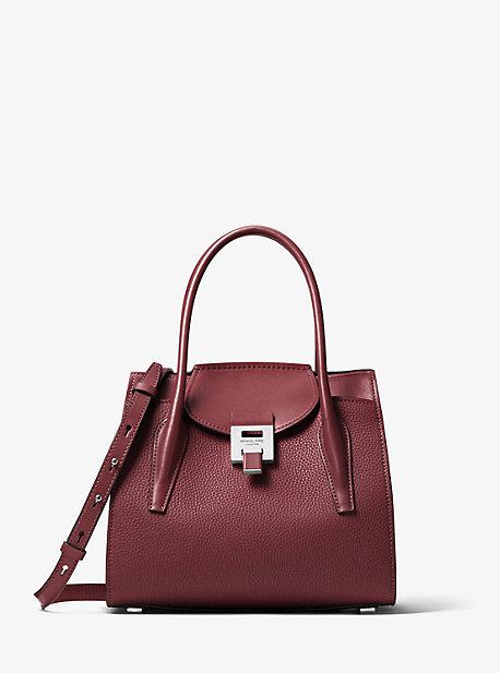 afc726945e7a65 Designer Luxury Satchels | Michael Kors Collection | Michael Kors