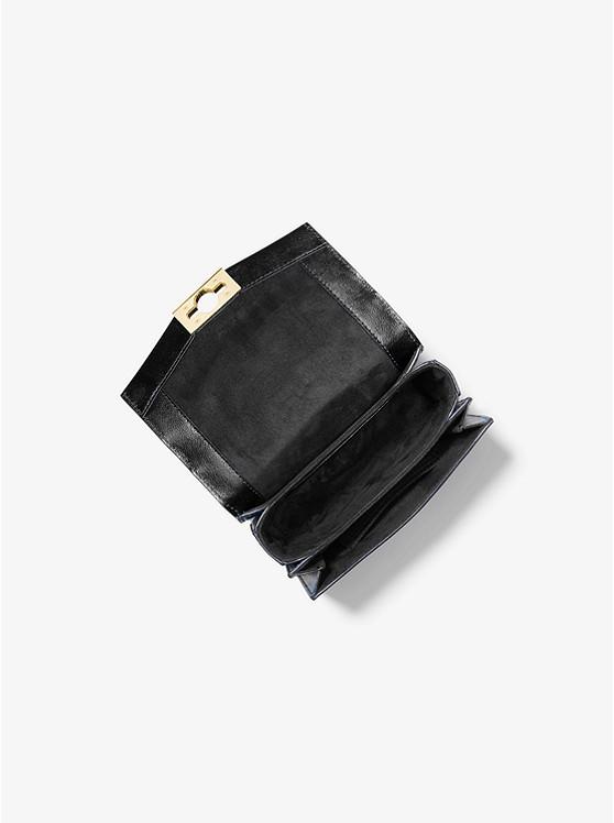 Hendrix Extra-Small Leather Crossbody Bag