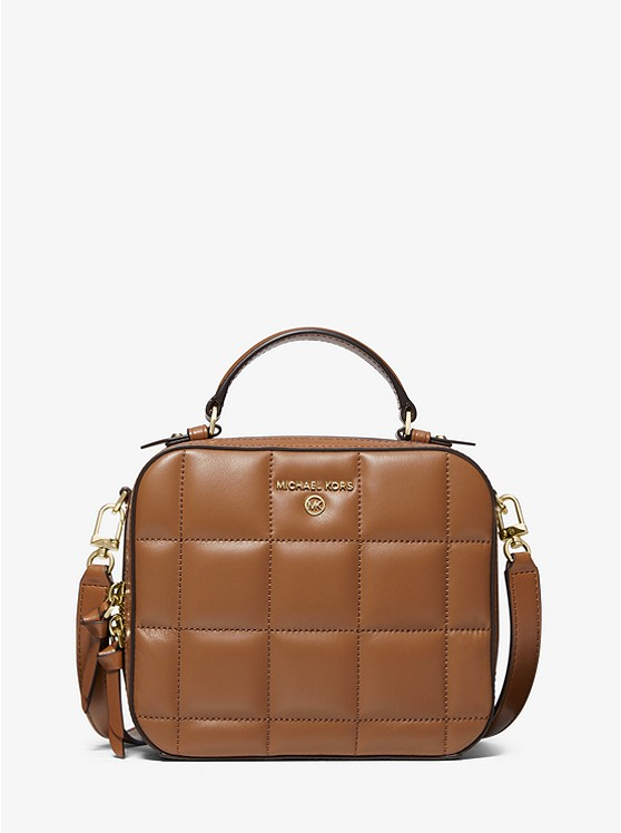 Jet Set Medium Quilted Leather Crossbody Bag