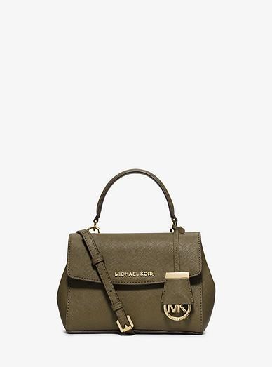 ce292e2de Ava Extra-small Saffiano Leather Crossbody | Michael Kors
