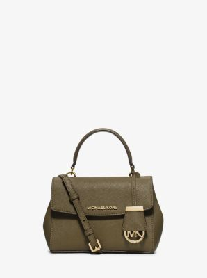 10fcb9020984 Ava Extra-Small Saffiano Leather Crossbody